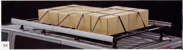 『NV350キャラバン』 純正 VR2E26 VW2E26 ヘビーデューティーラック M8KD0 パーツ 日産純正部品 オプション アクセサリー 用品