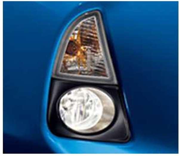 『アクア』 純正 NHP10 フォグランプ 灯体 パーツ トヨタ純正部品 フォグライト 補助灯 霧灯 aqua オプション アクセサリー 用品