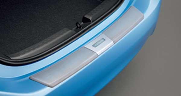 flor045 『アクア』 純正 NHP10 リヤバンパーステップガード パーツ トヨタ純正部品 aqua オプション アクセサリー 用品