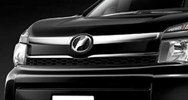 『ヴォクシー』 純正 ZRR70 フードメッキモール パーツ トヨタ純正部品 voxy オプション アクセサリー 用品