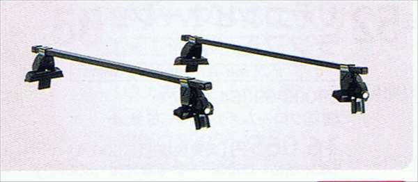 『MRワゴン』 純正 MF22S ベースキャリア(TERZO) パーツ スズキ純正部品 キャリアベース ルーフキャリア mrwagon オプション アクセサリー 用品