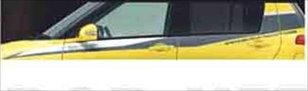 『スイフト』 純正 ZC31 ZC71 ZC21 ZC11 ボディグラフィック(ホワイト/ガンメタ) パーツ スズキ純正部品 ステッカー シール ワンポイント swift オプション アクセサリー 用品