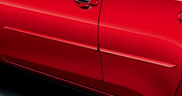 『オーリス』 純正 ZRE152H ZRE154H NZE151H サイドプロテクションモール パーツ トヨタ純正部品 auris オプション アクセサリー 用品