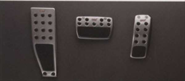 『XV』 純正 GP7 STIペダルパッドセット(CVT) パーツ スバル純正部品 オプション アクセサリー 用品