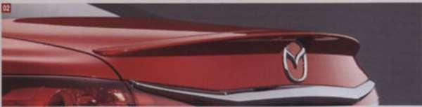 リアスポイラー G44AV492062 アテンザ GJEFP
