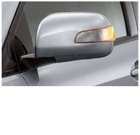 『ハリアー』 純正 GSU30 GSU36 ACU31 ACU35 サイドターンランプ付ドアミラー パーツ トヨタ純正部品 ドアミラーカバー サイドミラーカバー カスタム harrier オプション アクセサリー 用品