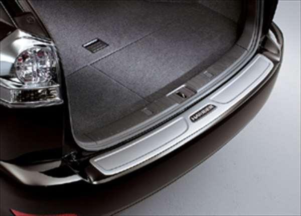 『ハリアー』 純正 GSU30 GSU36 ACU31 ACU35 リヤバンパーステップガード パーツ トヨタ純正部品 バンパーガード モール 保護 harrier オプション アクセサリー 用品