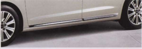 『オデッセイ』 純正 RB3 RB4 ドアロアガーニッシュ 左右セット パーツ ホンダ純正部品 odyssey オプション アクセサリー 用品