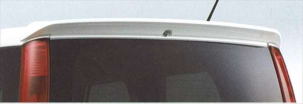 『パレット』 純正 MK21S ルーフエンドスポイラー パーツ スズキ純正部品 ルーフスポイラー リアスポイラー palette オプション アクセサリー 用品