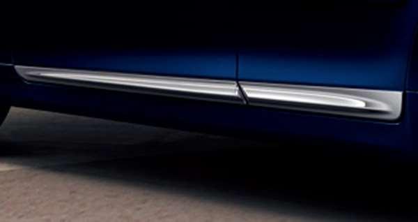 『クラウンロイヤル』 純正 AWS210 サイドガーニッシュ メッキ パーツ トヨタ純正部品 サイドモール サイドパネルサイドモール サイドパネル crown オプション アクセサリー 用品