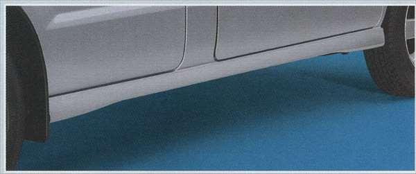 『エブリイ』 純正 DA64W サイドアンダースポイラー パーツ スズキ純正部品 サイドスポイラー カスタム エアロ every オプション アクセサリー 用品
