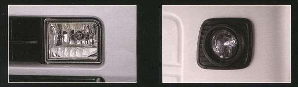 『エブリイ』 純正 DA64W フォグランプ パーツ スズキ純正部品 フォグライト 補助灯 霧灯 every オプション アクセサリー 用品