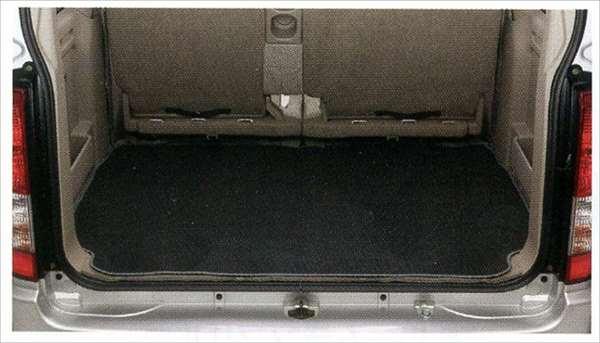 『エブリイ』 純正 DA64W ラゲッジマット SBSタイプ パーツ スズキ純正部品 ラゲージマット 荷室マット 滑り止め every オプション アクセサリー 用品