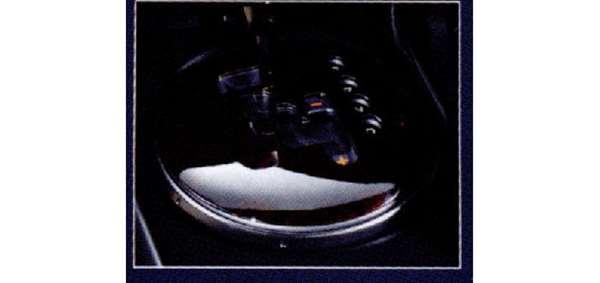 シフトゲートパネル(マーブルグラス) RX-8 SE3P