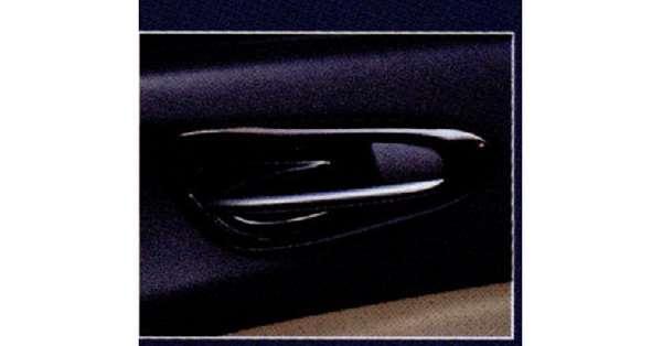 インナーハンドルベゼル(マーブルグラス)左右セット RX-8 SE3P