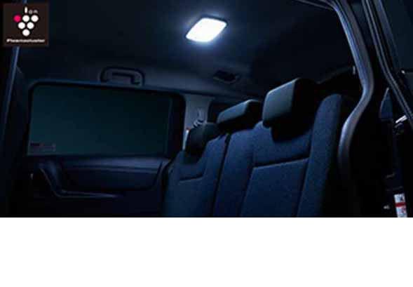 『シエンタ』 純正 NSP170G NCP175G NHP170G プラズマクラスター搭載LEDルームランプ パーツ トヨタ純正部品 臭い ウィルス アレルギー sienta オプション アクセサリー 用品
