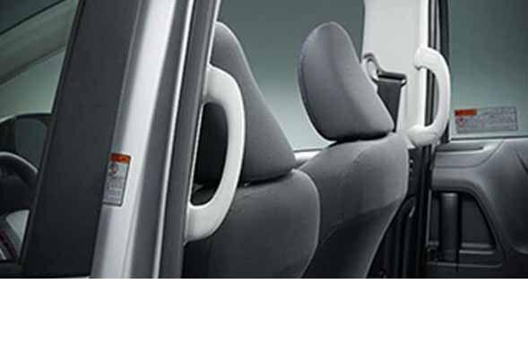 『シエンタ』 純正 NSP170G NCP175G NHP170G リヤアシストグリップ 片側のみ パーツ トヨタ純正部品 sienta オプション アクセサリー 用品