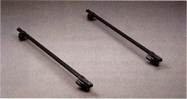 【ネイキッド】純正 L750S 760S システムベース(RV-INNO) パーツ ダイハツ純正部品 ベースキャリア キャリアベース ルーフキャリア naked オプション アクセサリー 用品