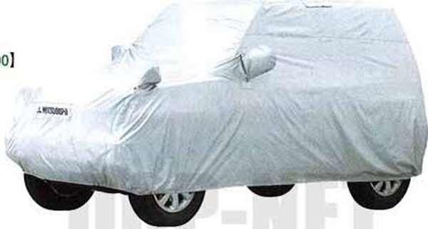 『パジェロミニ』 純正 H58A ボディカバー パーツ 三菱純正部品 PAJERO オプション アクセサリー 用品