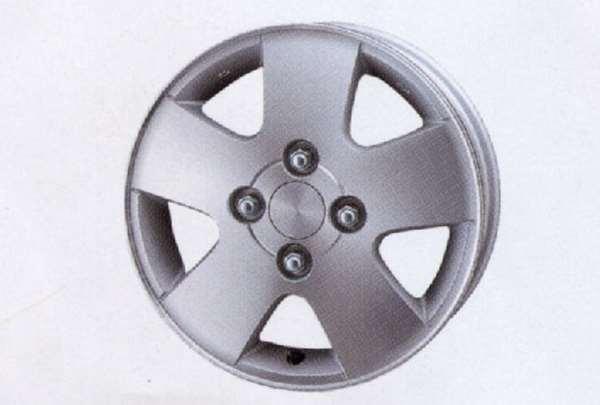 アルミホイール(13インチ) *1本からの販売 スクラム DG64W DG64V DG63T マツダ純正 安心の純正品 scrum パーツ 部品 オプション