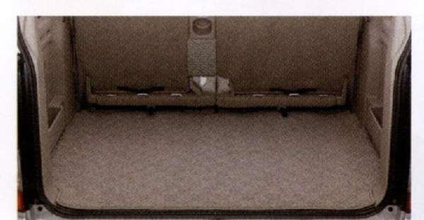 『スクラム』 純正 DG64W DG64V DG63T ラゲッジマット(ジュータン) パーツ マツダ純正部品 ラゲージマット 荷室マット 滑り止め scrum オプション アクセサリー 用品