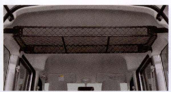 『スクラム』 純正 DG64W DG64V DG63T ネットラック パーツ マツダ純正部品 scrum オプション アクセサリー 用品