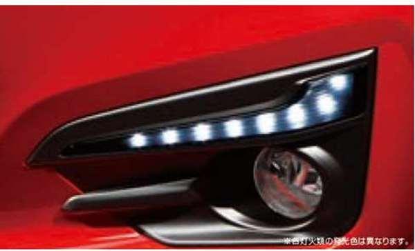 『インプレッサ』 純正 GK6 GK7 GT6 GT7 LEDアクセサリーライナー 本体のみ ※スイッチボックス、スイッチキットAは別売 パーツ スバル純正部品 ライト 照明 イルミネーション impreza オプション アクセサリー 用品