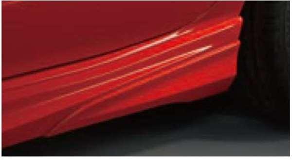 サイドストレーキ E2617-FL000-T2 インプレッサ GK6 GK7 GT6 GT7