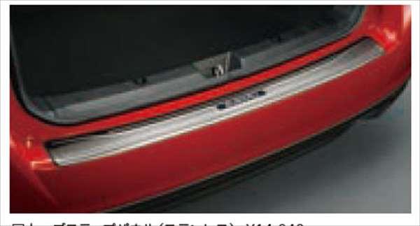 『インプレッサ』 純正 GK6 GK7 GT6 GT7 カーゴステップパネル(ステンレス) パーツ スバル純正部品 リアバンパーガーニッシュ リアバンパーカバー impreza オプション アクセサリー 用品