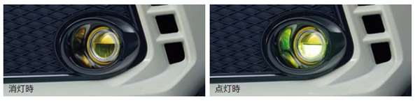 『シビック タイプR』 純正 FK8 LEDフォグライト 本体のみ ※LEDフォグライト変換コードは別売 パーツ ホンダ純正部品 フォグランプ 補助灯 霧灯 オプション アクセサリー 用品