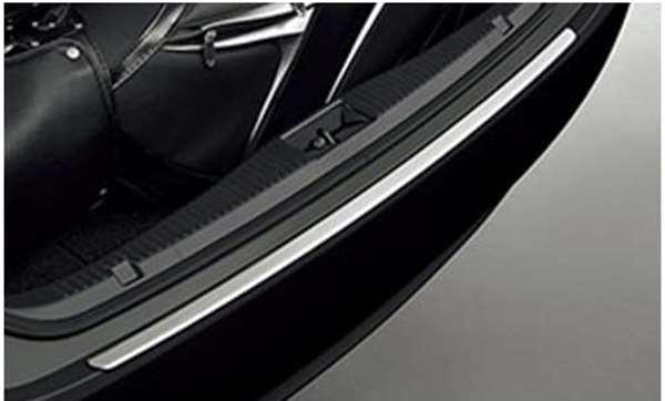 『クラウンアスリート』 純正 ARS210 AWS210 GRS211 GRS214 AWS211 リヤバンパーステップガード パーツ トヨタ純正部品 crown オプション アクセサリー 用品