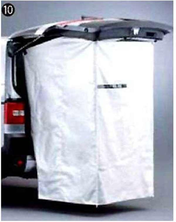 『デリカD:5』 純正 CV2W プライベートカーテン パーツ 三菱純正部品 DELICA オプション アクセサリー 用品
