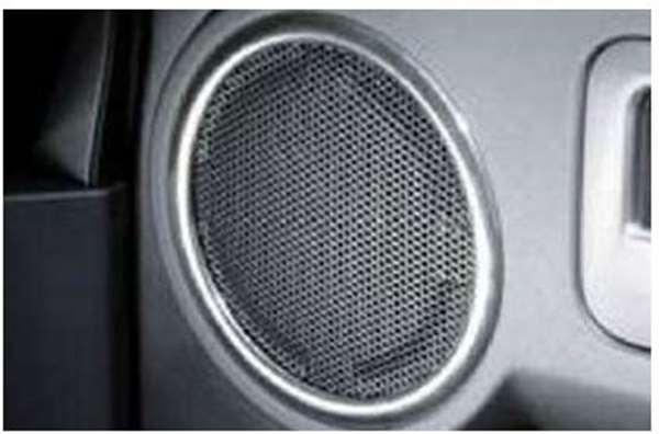 メッキ調スピーカーリングセット デリカD:5 CV1W