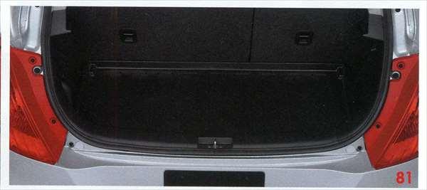 『スイフト』 純正 ZC72S ラゲッジマット(トレー) パーツ スズキ純正部品 ラゲージマット 荷室マット 滑り止め swift オプション アクセサリー 用品
