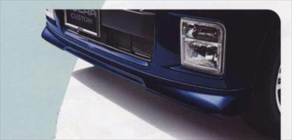 フロントバンパースカート E2447-K1000-D8 ルクラ L455F L465F