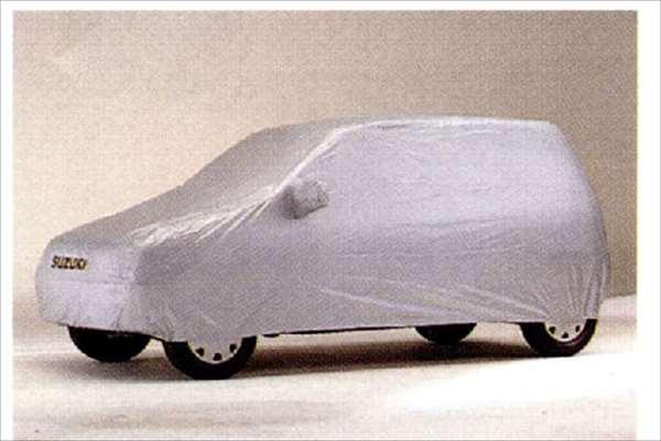 『アルト』 純正 HA11S ボディカバー パーツ スズキ純正部品 カーカバー ボディーカバー 車体カバー alto オプション アクセサリー 用品