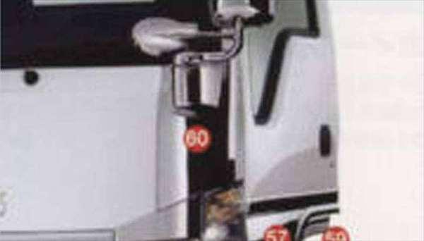 エルフ 写真60番のみ メッキサイドパネルのみ 標準キャブ イスズ純正部品 エルフ パーツ nhr85 nhs85 njr85 nkr85 パーツ 純正 イスズ いすゞ イスズ純正 いすゞ 部品 オプション メッキパネル