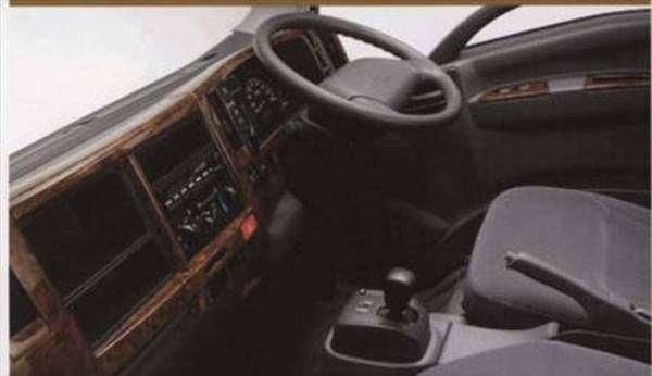 木目調パネルセット 標準キャブ エルフ NHR85 NHS85 NJR85 NKR85