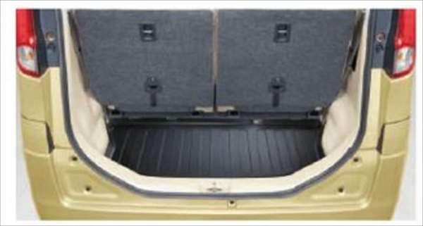 『スペーシア』 純正 MK42S ラゲッジマット(トレー) パーツ スズキ純正部品 ラゲージマット 荷室マット 滑り止め spacia オプション アクセサリー 用品
