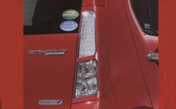 リヤランプガーニッシュ 99000-99013-A5H ワゴンR MH34S