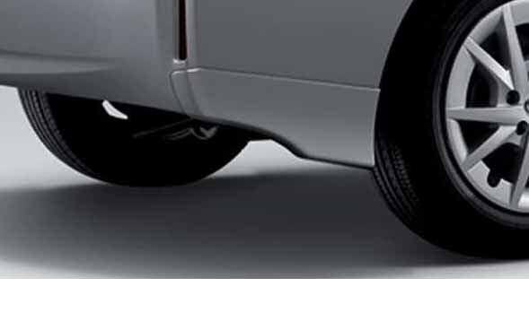 『プリウスα』 純正 ZVW41 ZVW40 リヤバンパースポイラー パーツ トヨタ純正部品 prius オプション アクセサリー 用品