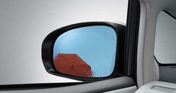 『プリウスα』 純正 ZVW41 ZVW40 レインクリアリングブルーミラー パーツ トヨタ純正部品 prius オプション アクセサリー 用品