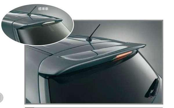 『RVR』 純正 GA4W 大型テールゲートスポイラー パーツ 三菱純正部品 ルーフスポイラー リアスポイラー リヤスポイラー オプション アクセサリー 用品