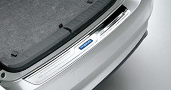 『プリウスEXグレード』 純正 NHW20 リヤバンパーステップガード パーツ トヨタ純正部品 prius オプション アクセサリー 用品