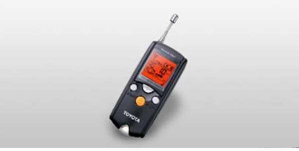 リモートスタート本体 液晶画面タイプ クラウンアスリート GRS200