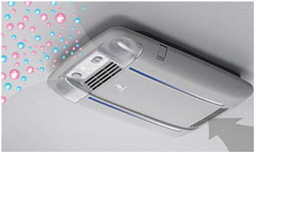 除菌イオン空気清浄器 ドームランプ付オート 08971-20110-B0 プレミオ NZT260 ZRT260
