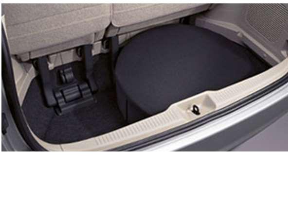 『エスティマハイブリッド』 純正 AHR20 スペアタイヤ 本体 パーツ トヨタ純正部品 estima オプション アクセサリー 用品