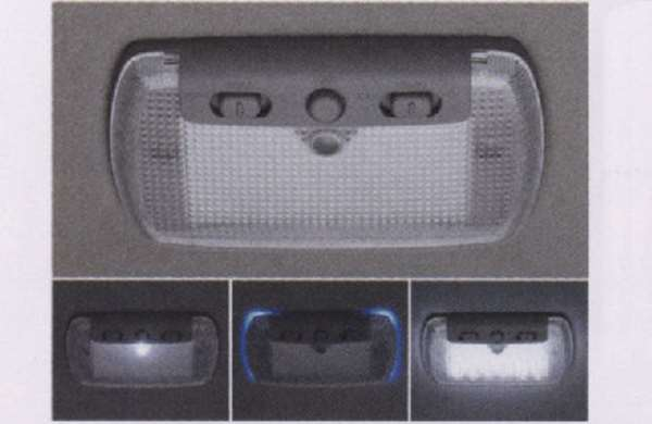 LEDルーフ照明 (交換タイプ 1個入り) アコード CU1 CU2