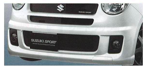 フロントバンパー&グリル 99000-99036-N5A MRワゴン MF22