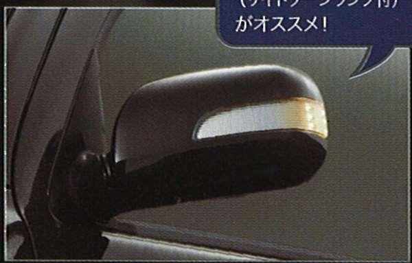 サイドターンランプ付ドアミラー 08411-B1030-B1 bB QNC21